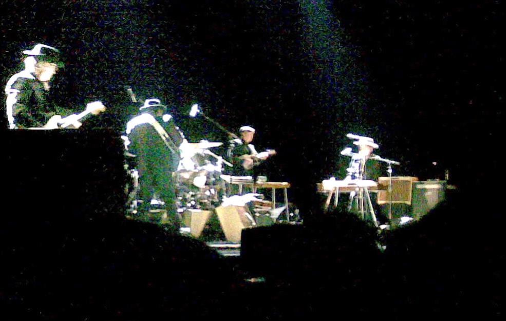 Bob Dylan, Berlin 01.04.2009