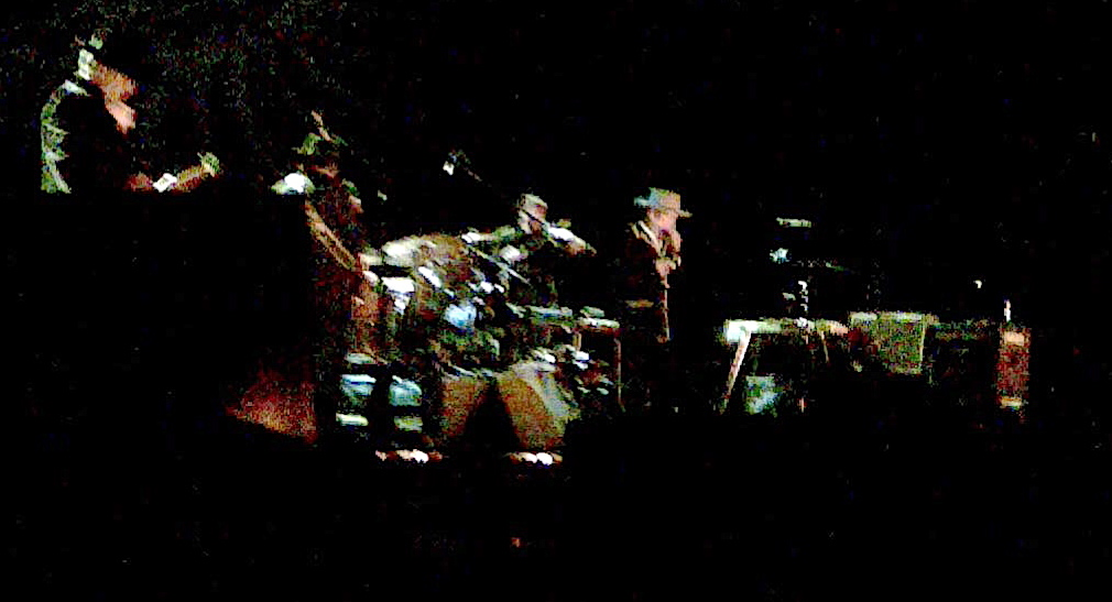 Bon Dylan, Berlin 01.04.09