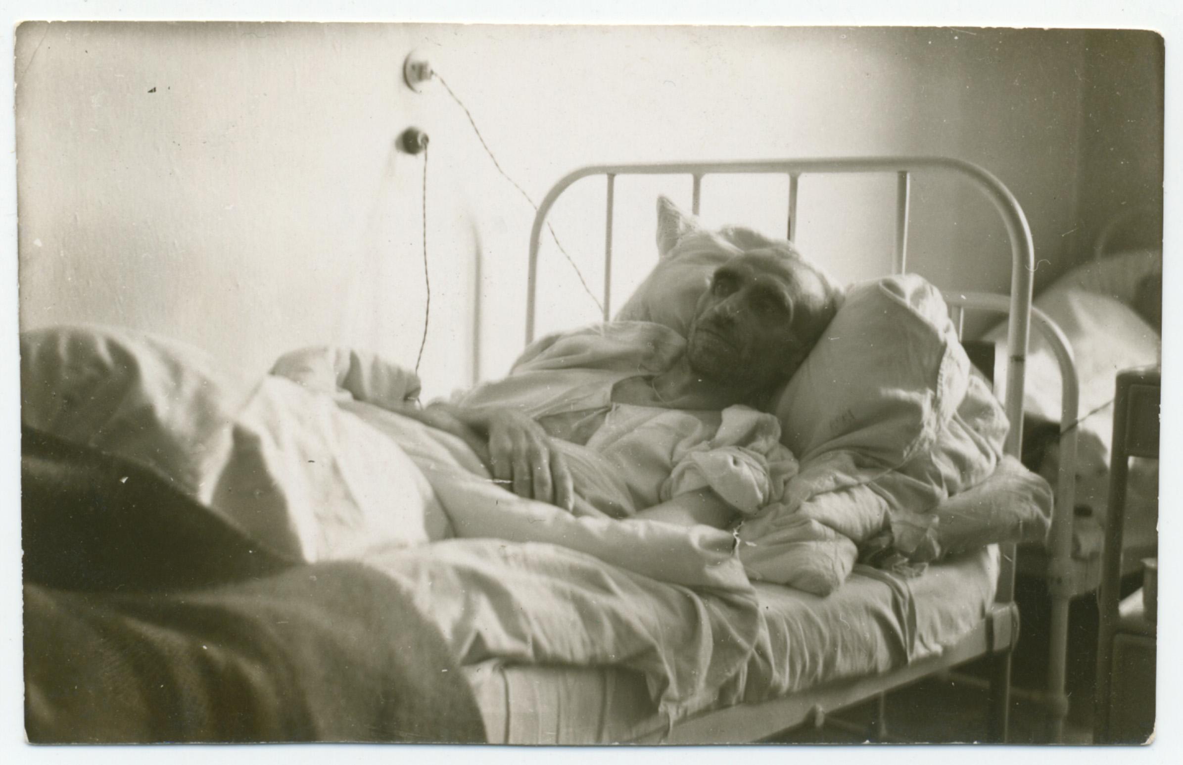 Stefan Kołaczkowski, Professor in Krakau, starb am 16. Februar 1940 an den Folgen des KZ-Aufenthalts