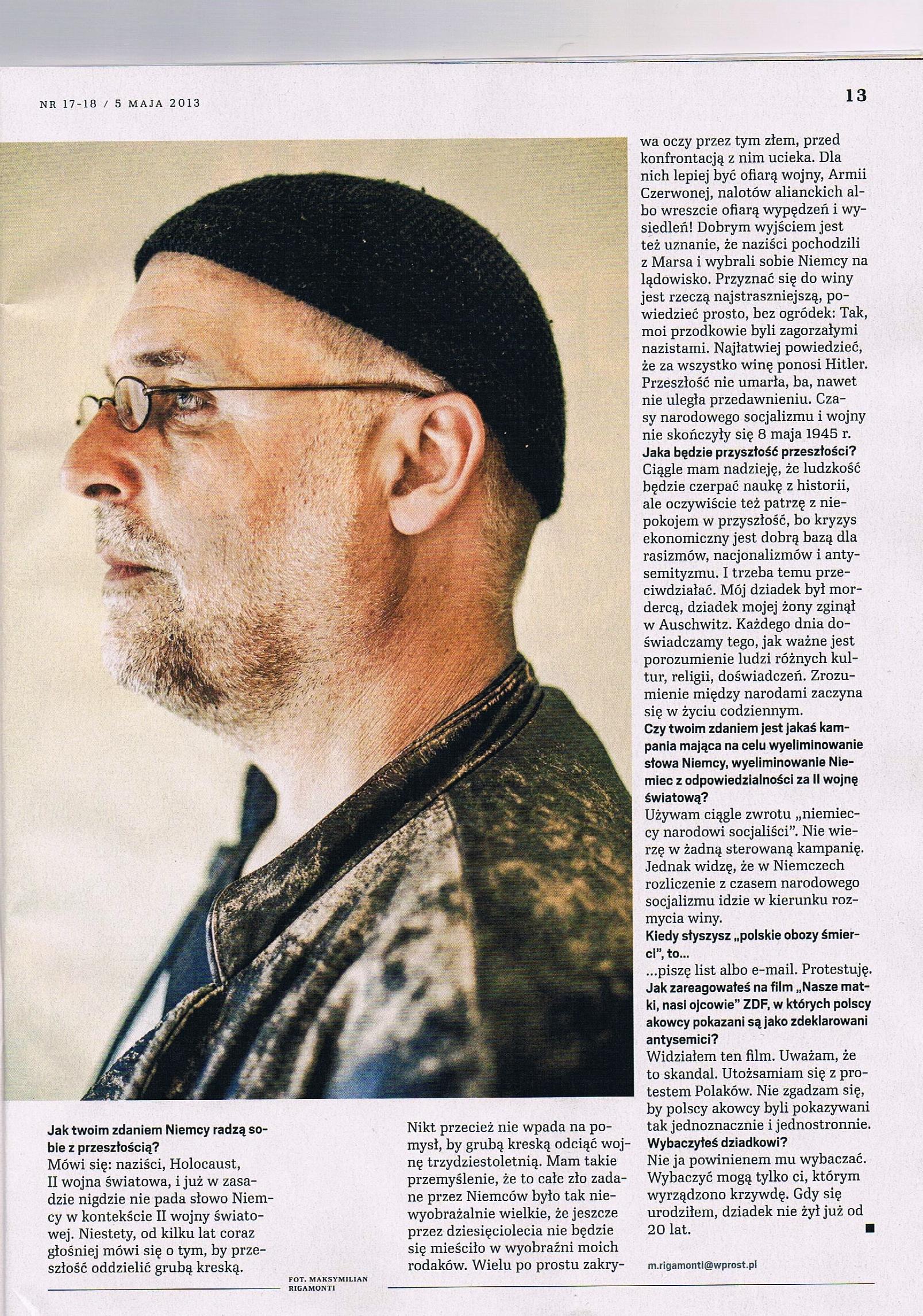 Wprost - Interview2